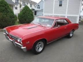 1967 Chevrolet Chevelle For Sale 1967 Chevy Chevelle Ss Convertible For Sale