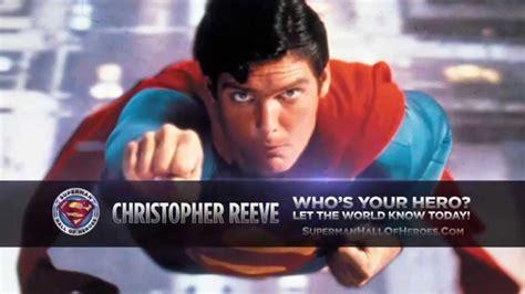 christopher reeve video christopher reeve video biography youtube