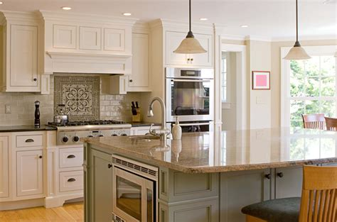 Kitchen Counter Cabinets by What White Can Do For Your Kitchen