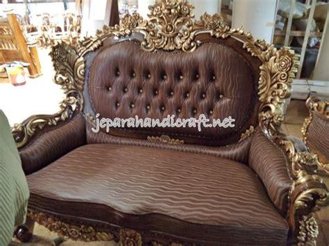 sofa jati mewah kursi tamu ukir calista jepara terlaris