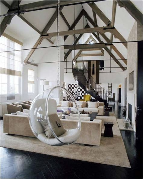 25 Exles Of Indoor Swings Turn Your Home Into A