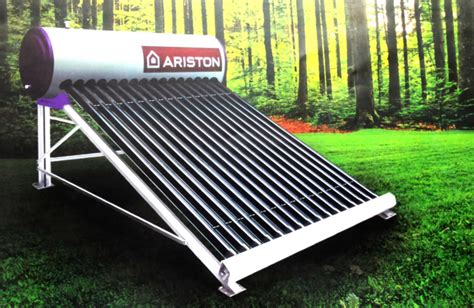 Water Heater Energi Matahari ariston solar water heater