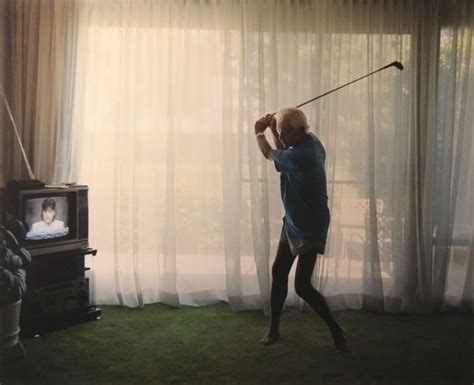 sultan of swing practicing golf swing clart