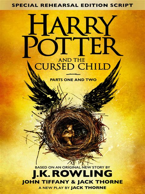 Pdf Potter Cursed Special Rehearsal Script harry potter and the cursed child ebook edmonton