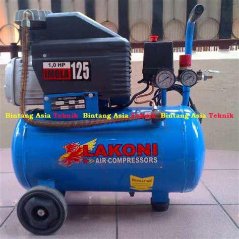 Kompresor Angin Yang Kecil Jual Kompresor Angin Listrik Lakoni Imola 125 1hp 1pk