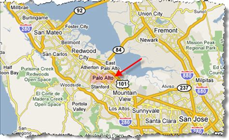 california map palo alto meeting with the doctor sgt samuel nichols usmc