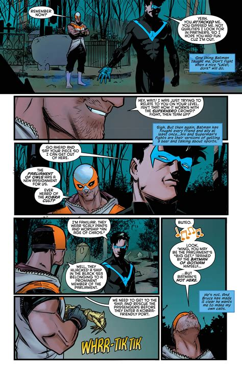 nightwing vol 1 better than batman rebirth preview nightwing vol 1 better than batman all comic