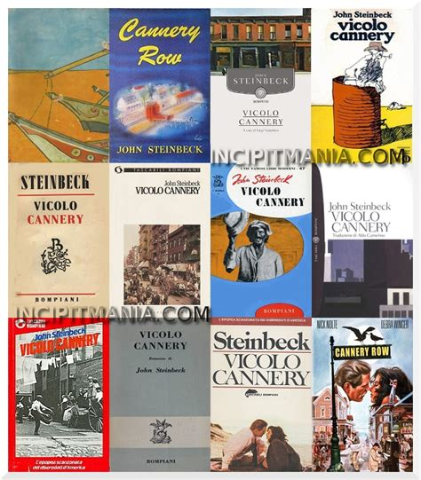 vicolo cannery vicolo cannery john steinbeck incipit mania