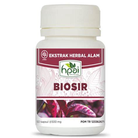 Obat Herbal Hpai biosir hpai obat herbal alami untuk wasir