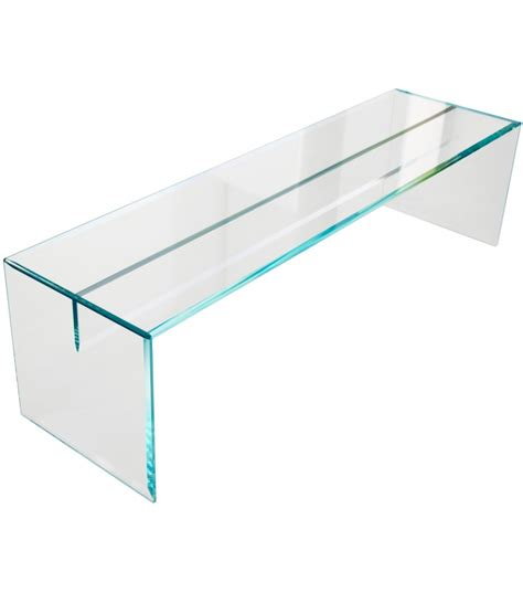 Prism Glass by Prism Glass Glas Italia Bench Milia Shop