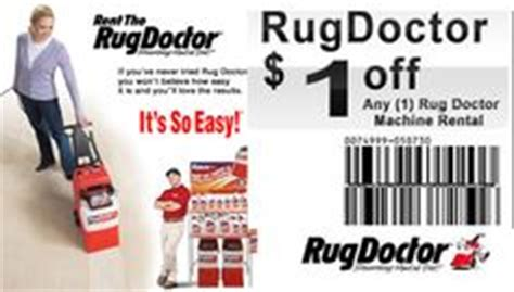 Rug Doctor Printable Coupon by 1000 Images About Rug Doctor Rental Coupons On