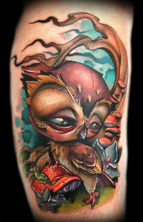 tattoo gallery owls 40 creative owl tattoos for tattoo lovers