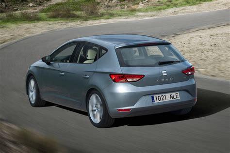 Leon Auto by Seat Leon Hatchback Review Parkers