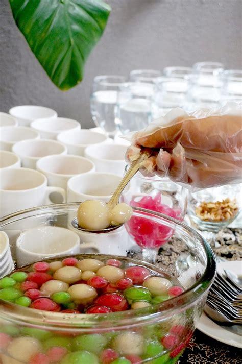 Wedang Rosella Plus Gula Batu dapur kuliner khas