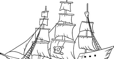 barcos para colorear de piratas dibujos sin colorear dibujos de barcos pirata para colorear