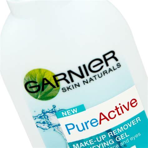 Daftar Make Up Garnier garnier skin naturals active 2 in 1 make up remover