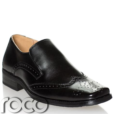 prom shoes boys wide fit shoes boys black shoes formal shoes