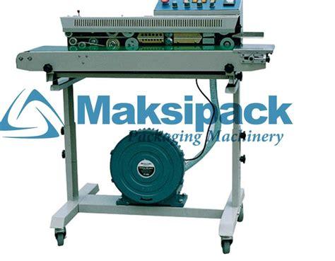 Keranjang Gas jual mesin continuous sealer with gas band sealer di