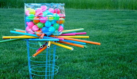 backyard kerplunk outdoor summer activities for kids