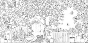 Galerry nature coloring printouts