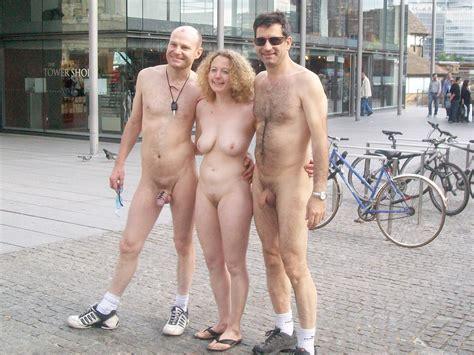 Brighton World Naked Bike Ride Pov Today
