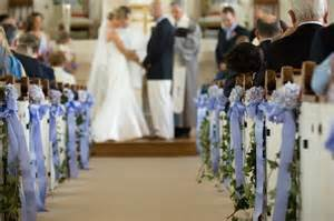 wedding decorations for church church wedding decorations ideas pews wedding and bridal inspiration