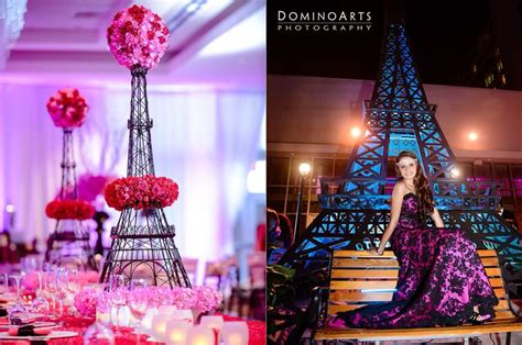 quinceanera themes ideas quiz paris centerpiece wedding pinterest paris and