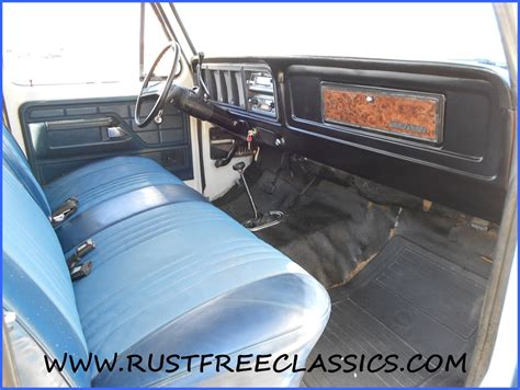 79 Ford Bronco Interior by 79 Ford Bronco Upholstery