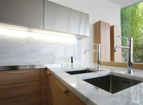 marble kitchen design 36 marbled countertops to ignite your kitchen rev