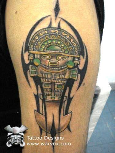 inca tattoo designs tumi 187 aztec tattoos aztec mayan inca