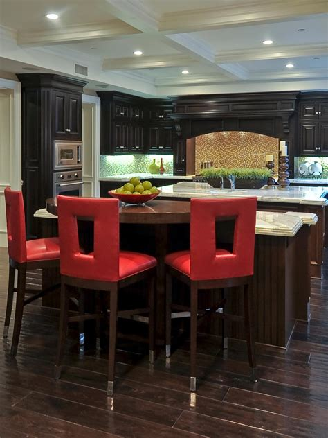 colorful kitchen islands 25 colorful kitchens kitchen ideas design with