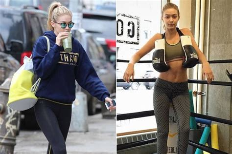 gigi hadid diet gigi hadid fitness and diet regime to get a hot bod like hers