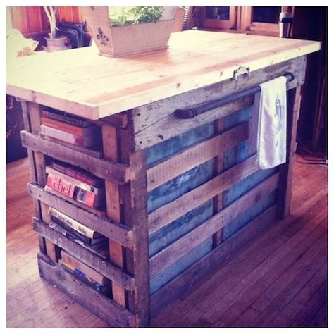 30 kitchen island 30 rustic diy kitchen island ideas house