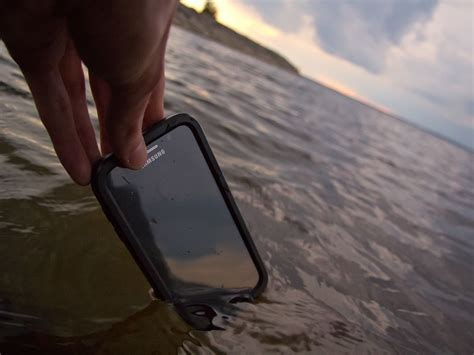 lifeproof fre case review   samsung galaxy
