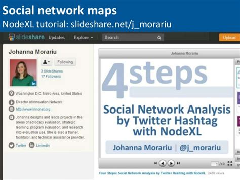 nodexl tutorial ynpndc14 dataviz tips tools and how tos for