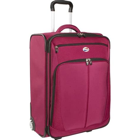 American Tourister Vanity Bag Cheap Luggage Sets Under 50 Travelers Club Luggage