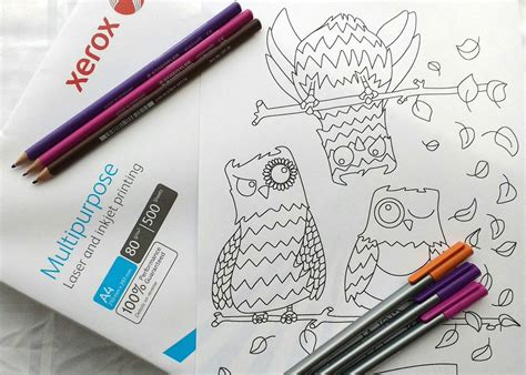 coloring book printer paper coloring the paper trail the coloring book club