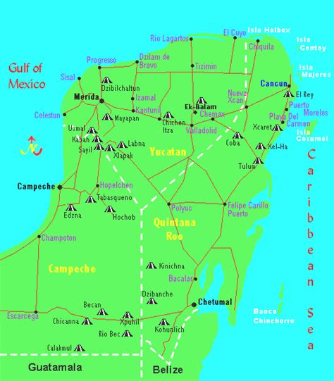 mayan ruins map rock cancun hd pictures design bild