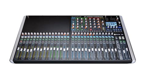 Daftar Mixer Audio Soundcraft si performer 3 soundcraft professional audio mixers