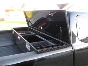 Truck Bed Covers With Low Profile Tool Box What You Need To About Husky Truck Tool Boxes