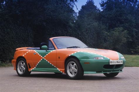 Mazda Mx 5 25 Years In Pictures Auto Express
