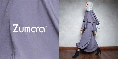 Ikat Cullotes Hazelnut jual baju muslim wanita model terbaru zalora indonesia