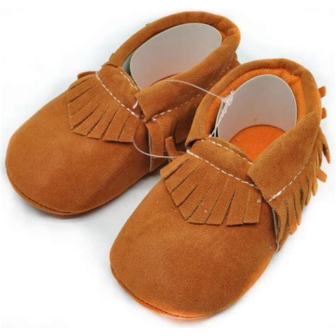 Sepatu Bayi Brown Murah sepatu bayi beludru 12cm brown jakartanotebook