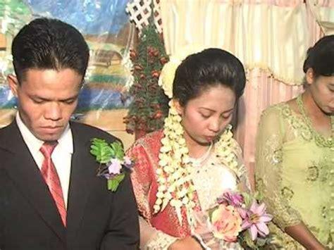 Film Romantis Pernikahan   film pernikahan adat istiadat batak toba romantis youtube