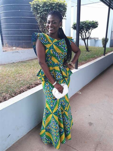 funeral kaba styles in ghana love ghana kaba and slit styles from ghana s most