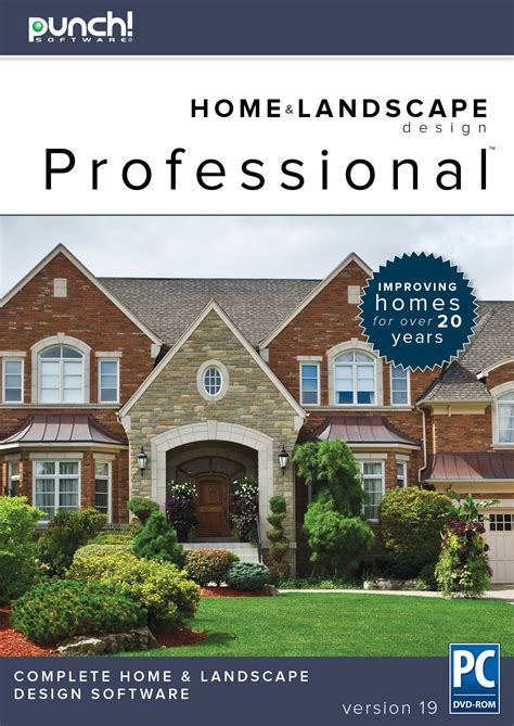 home design software punch punch home landscape design professional v19 home design software for windows pc