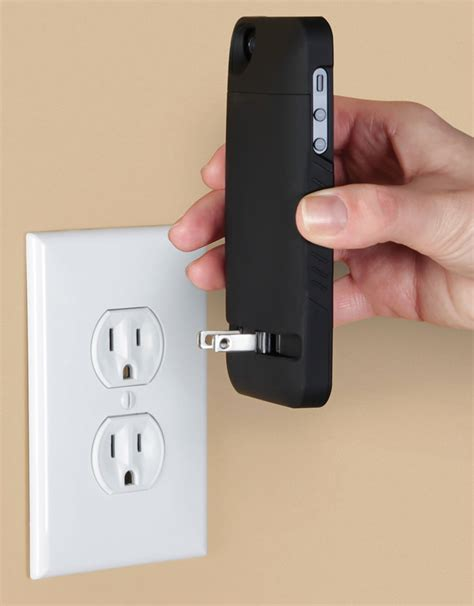 5 iphone charger you forget the phone charger with this iphone the gadgeteer