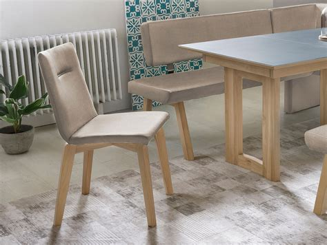 Esszimmer Le Ast by Koby Esszimmerstuhl Taupe