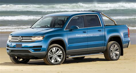 New Volkswagen Amarok 2019 by 2019 Volkswagen Amarok Review Price Release N1