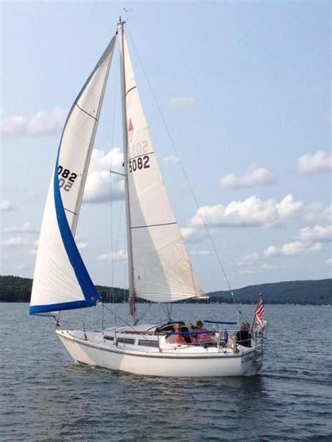 boat loans buffalo ny 1982 catalina 27 sail boat for sale www yachtworld